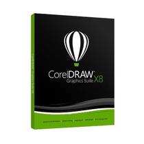 Original Coreldraw Graphics Suite X8