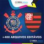 Vetores Times De Futebol Escudos Clubes Copa Arte Corel Cdr