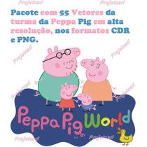 Vetores E Imagens Peppa Pepa Pig Frete Grátis Envio Imediato