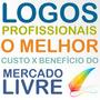 Criação De Logos/logotipos/logomarcas/arte Profissional