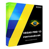 Sony Vegas Pro 13 Português-br 64 Bits