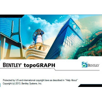 Bentley Topograph V8i V08.11.09.95