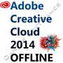 Adbe Cc 2014 Offline - 4 Dvds - Frete Grátis Via Correios