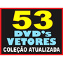 53 Dvds Vetores Imagens Corel Impressão - Gráfica Completa