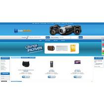 Lançamento: Mega Loja Virtual Php V 10.1 - 7 Layouts 2013