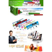 Loja Virtual 10.0 Com Template Mobile E 18 Temas A Escolha