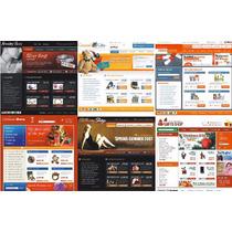 2500 Sites Prontos Editáveis Html Negócios Envio Imediato!!!