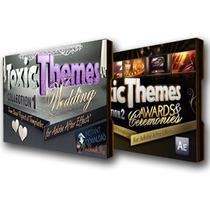 Projetos Editáveis Casamentos Em After Effecters Themes
