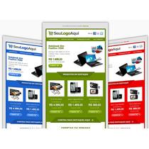 3 Modelos De Email Marketing Html Para E-mail Mkt