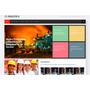 Template Site Html Para Empresas, Indústrias, Fábricas