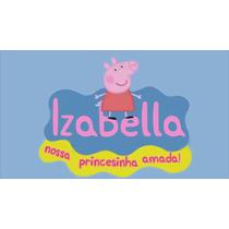 Projeto Proshow Producer Tema Peppa Pig