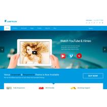 Template Site Joomla Para Empresas,negócios E Multiuso