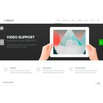 Template Site Drupal Para Empresas E Negócios