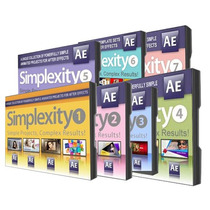Projetos Editáveis De Vinhetas After Effecters Simplexity