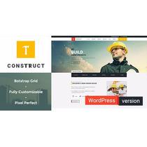 Tema Construção Civil Wordpress