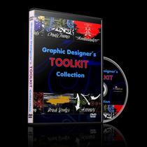 Graphic Designers Toolkit - Elementos Criação - Frete Gratis