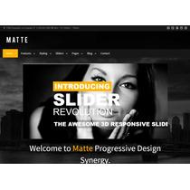 Template Site Wordpress Para Empresas E Negócios Escuro