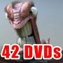 Curso Zbrush - 42 Dvds Do Básico Ao Avançado!