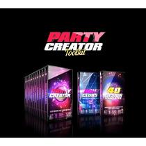 Kit Projetos Editáveis E Footage +300 - Festa E Aniversário