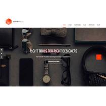 Template Site Wordpress Para Agências E Negócios