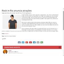 Script Site Jornal Portal De Noticias 100% Funcional Em Php