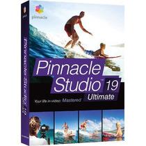 Studio 19 Pinnnacle/18 Completo+efeitos+brinde.