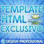 Template Html Mercadolivre - Profissional E Exclusivo!