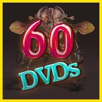 60 Dvds 3ds Max - Animação, Modelagem, Vray 3d Studio Max