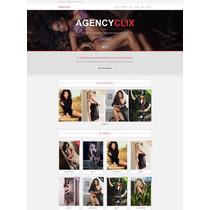 Site Para Acompanhantes - Template Wordpress