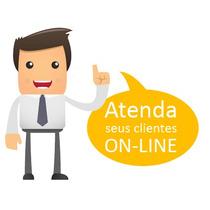 Sistema Chat Online Para Sites, Blogs E Lojas