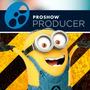 Malvado Favorito / Minions - Proshow Producer Projeto
