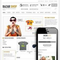 30 Templates Ouro Super Loja Wordpress Virtual E-commerce