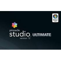 Studio 12 Pinnnacle Completo+efeitos E Transiçoes
