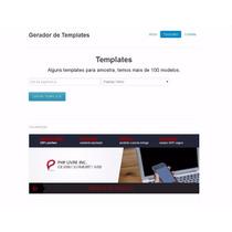 Gerador De Templates Para Anúncios Mercado Livre