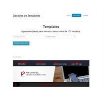 Gerador De Templates Online Para Vendas No Mercado Livre