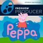 Peppa Pig Template Proshow Producer Projeto Editável
