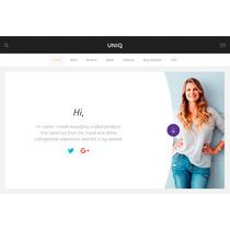 Template Site Joomla Para Empresas E Negócios Moderno
