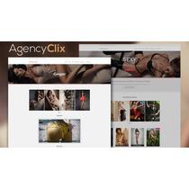 Script Site De Acompanhantes - Agencyclix Catálogo Wordpress