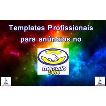 Template Html Para Anuncio Mercado Livre Vendas,com Slogan!!