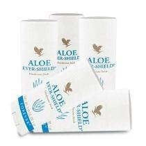 Kit De 5 Aloe Ever Shield Desodorante Forever Sem Alumínio