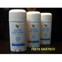 Desodorante Forever Living - 03 Unidades - Frete Grátis!