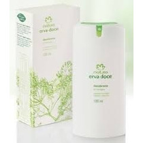 Erva-doce Desodorante Spray 100ml Natura