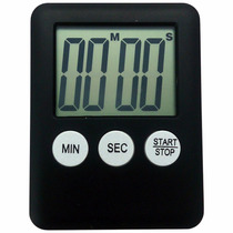 Timer Digital Cronômetro Imã Cozinha Treino Academia Luta
