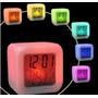 Relogio Digital Termometro Despertador Com Temperatura E Cal