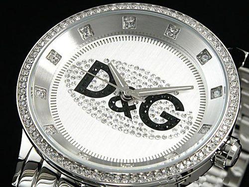 Dolce Gabbana Promoção D&g Dolce Gabbana Relogio