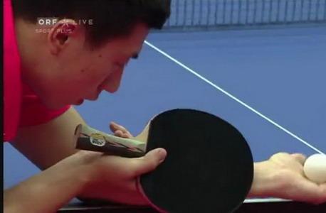 Dhs Power G7 Clássica - Tenis De Mesa