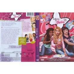 Diário Da Barbie - Dvd Semi-novo
