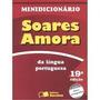 Minidicionário-língua Portug- Soares Amora- Frete Gratis