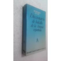 Livro Diccionario De Bolsillo De La Lengua Española