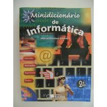 Minidicionário De Informática - Bolso- Saraiva- Frete Gratis